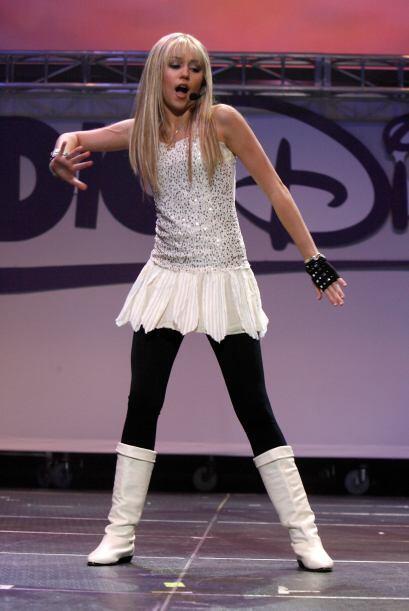 Miley, en su show, vivía una doble vida, y tenía el alter ego secreto de...