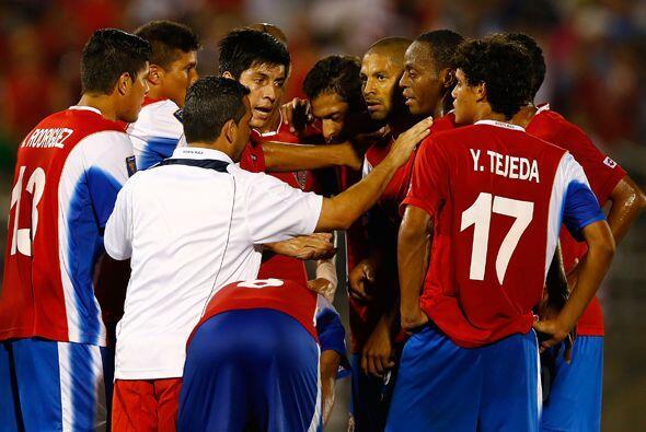 Costa Rica ha sido de lo mejor en esta Copa Oro, aunque en un grupo fáci...