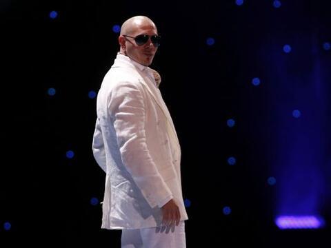 Pitbull en Viña del Mar