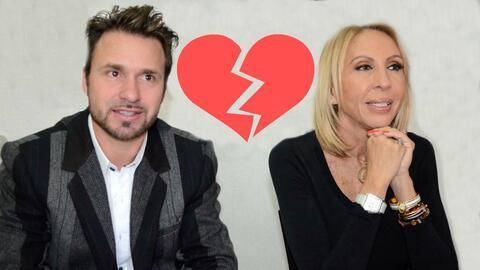 En circunstancias poco claras, Cristian Zuárez y Laura Bozzo se s...