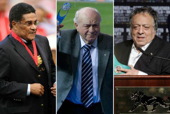 El mundo del deporte se despidió de grandes figuras este 2014, pero sus...