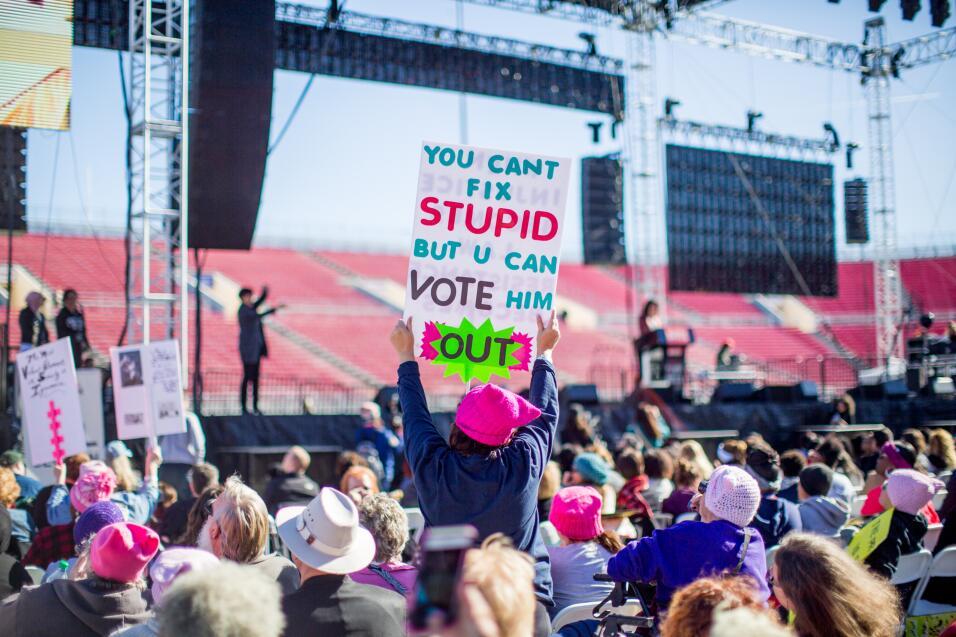 Aniversario Marcha de las Mujeres Las Vegas