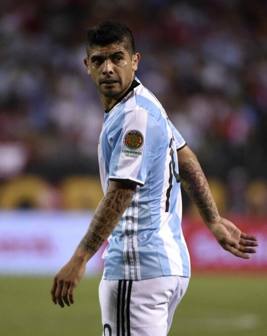 Los argentinos dominan el XI Ideal de la #Copa100 GettyImages-539486846.jpg