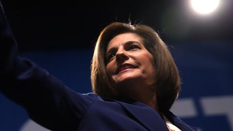Una latina toma el Senado en tiempos de Trump