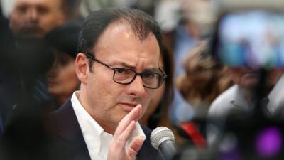 Luis Videgaray, secretario de Hacienda de México
