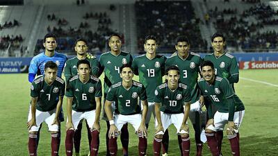 En fotos: México y Jamaica empatan 2-2 en el Premundial Sub 20 de la Concacaf