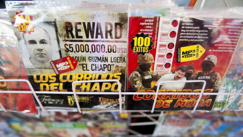 Guzmán Loera tiene expedientes abiertos en seis estados de EEUU.