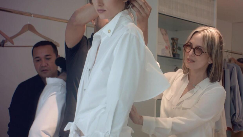 Silvia Tcherrassi: La primera diseñadora latinoamericana en desfilar en...