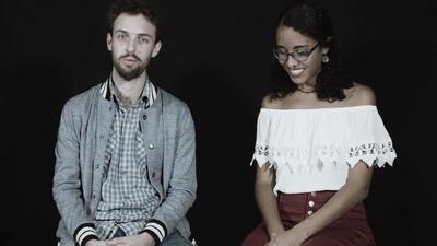 Fabiola y Zack: además de estar unidos por el amor, la música es lo de ellos