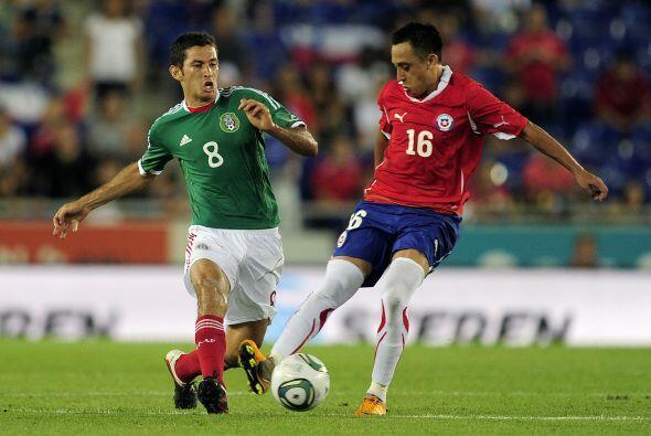 México suma 11 triunfos por 9 derrotas ante Chile, para sorpresa de much...