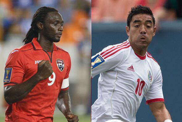 El segundo partido enfrenta a México contra Trinidad y Tobago, en el mis...