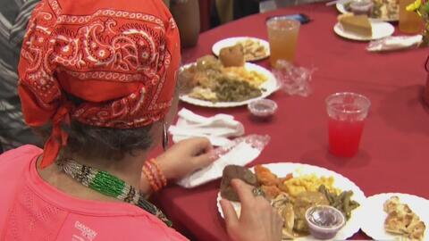 Misión Rescate Miami celebró el Día de Acción de Gracias con donaciones...
