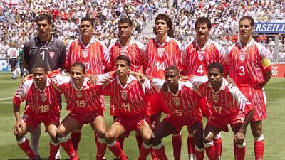 El de Jorge Campos en 1994 y otros de los uniformes más feos de los Mundiales