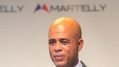 Haití con su nuevo presidente Martelly