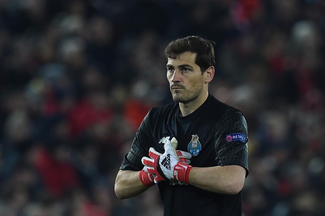 El selecto grupo de los 1000 partidos: Casillas, Raúl, Buffon, Shilton y...