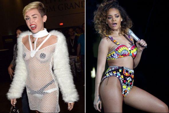El pésimo gusto de su asesor de moda y las horribles 'garritas' de Miley...