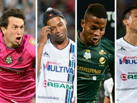 Calificamos a los protagonistas de la final de ida del Clausura 2015 de...