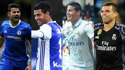 Los 20 cracks bajo la batuta de Jorge Mendes, 'el Rey Midas' de las transferencias en el fútbol mundial