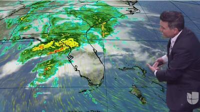 A Miami le espera una noche con vientos y algunos aguaceros este viernes