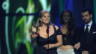 Jenni Rivera: recordamos las cinco veces que la vimos en Premio Lo Nuestro (y una de ellas con Esteban Loaiza)