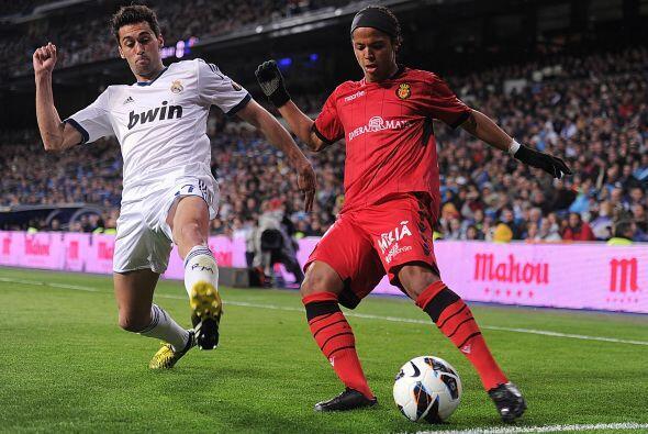 Real MAdrid recibió al Mallorca y comenzó con problemas, a...