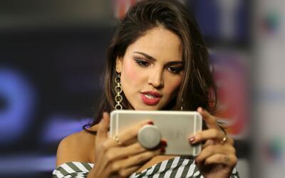 Eiza González se mantiene activa, a través de sus redes so...