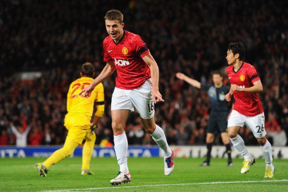 Con sólo siete minutos en el cronómetro, el United ya estaba arriba en e...