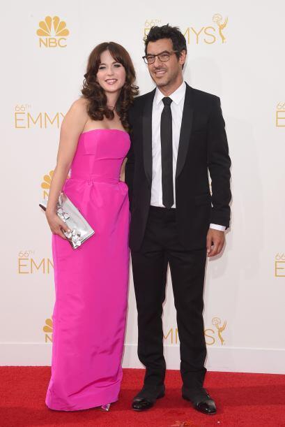 Zooey Deschanel y su novio Jacob Pechenik están esperando a su primer bebé.