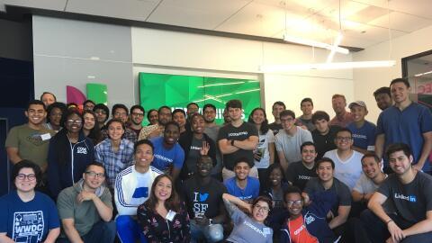 Code4socialjustice se realizón en UTEC, California.