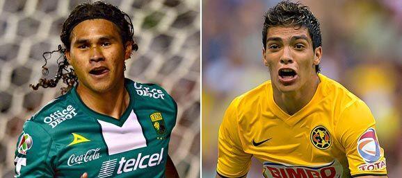 León y América jugarán la final del Apertura 2013 en un choque ofensivo...