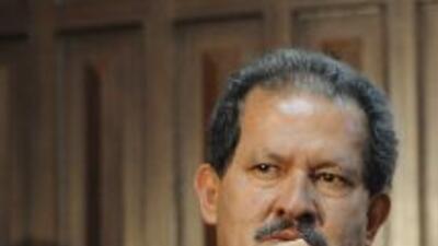 El vicepresidente de Colombia, Angelino Garzón, salió con éxito de la ci...