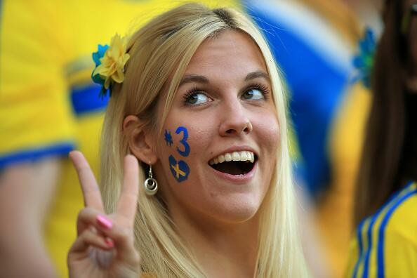 Efrentarnos a Suecia en la Copa del Mundo Rusia 2018 tiene algo bueno: P...