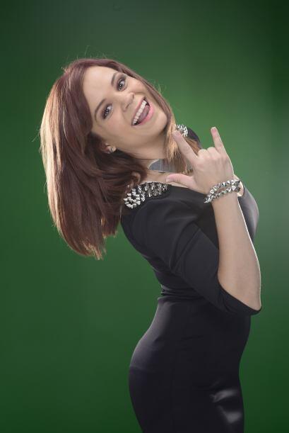Ana Cristina es muy fanática de Alejandra Guzmán. ¿Cantarán juntas en el...