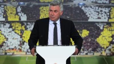 El entrenador italiano ya está en España, para comenzar en breve con un...