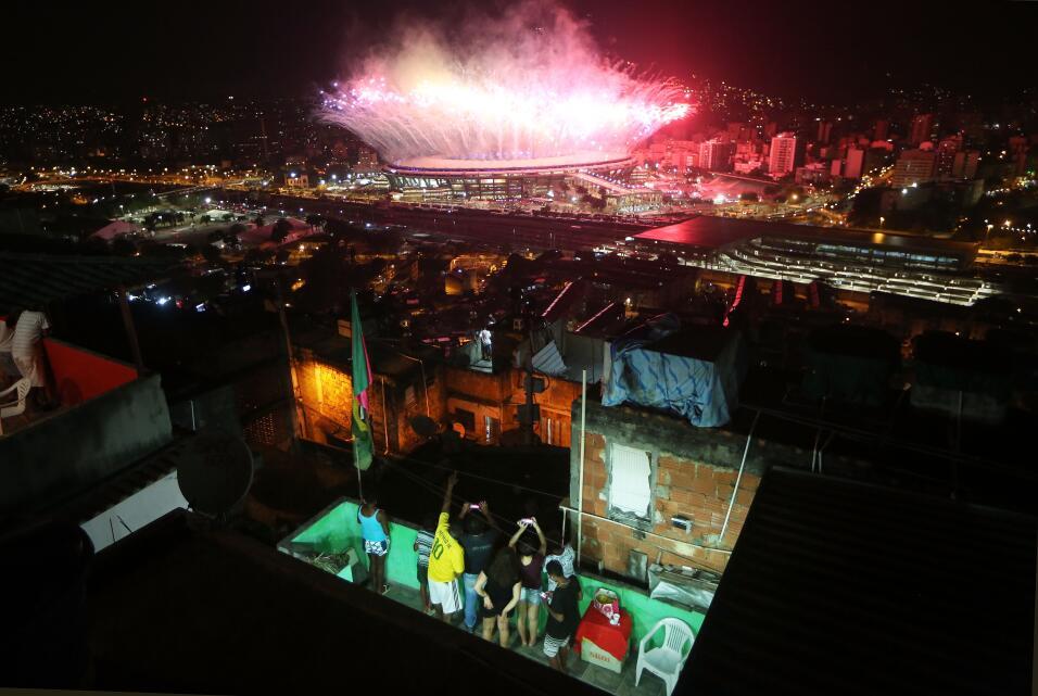 Inauguración Río