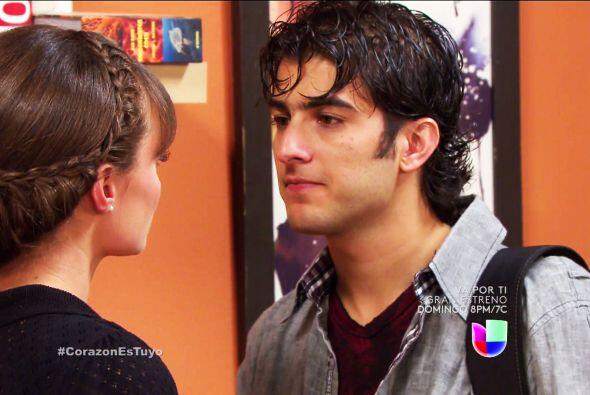 León se enamoró profundamente de Fanny y no quiere volverte a ver, sólo...