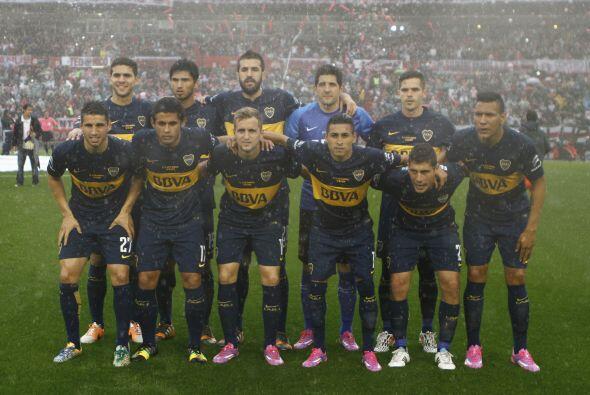 14. Boca Juniors  uno de los más seguido de Argentina 119.8 mdd.