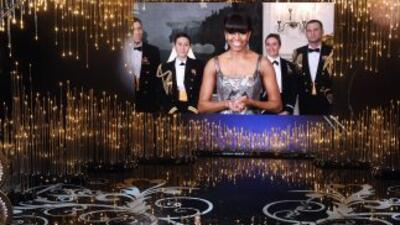 Michelle Obama en los Oscar