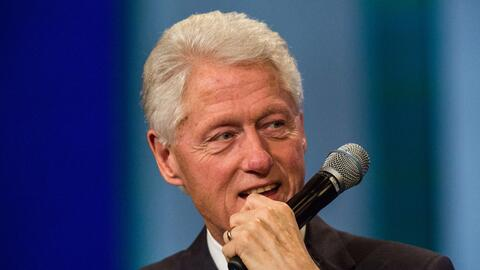 La reunión privada de Bill Clinton con Loretta Lynch es solo una...