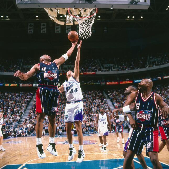 En 1992 y 1996 disputó los Juegos Olímpicos con la selección de Estados...