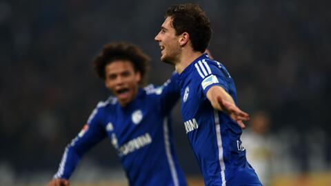 Leon Goretzka marcó el gol del triunfo