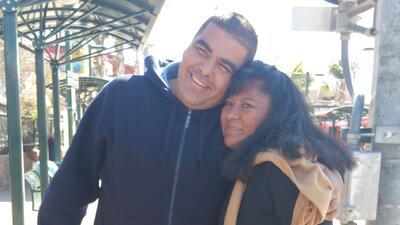 El matrimonio integrado por Hilda y Carlos fue deportado con días...
