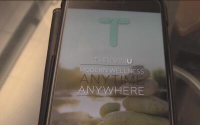 """Conoce """"Thrivinu"""", la app que llevará bienestar y salud hasta la puerta..."""