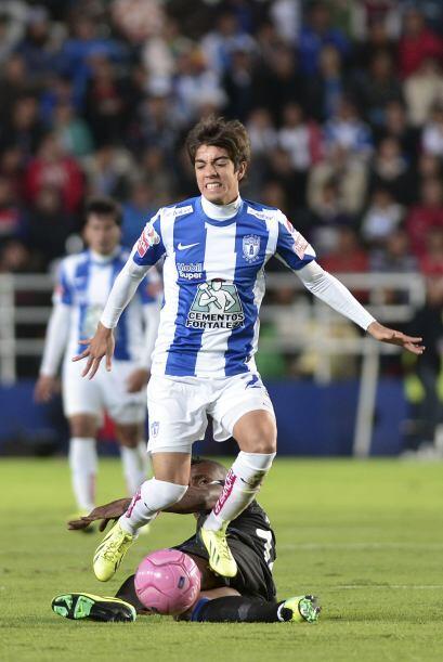 Rodolfo Pizarro: El lateral por derecha de los Tuzos tuvo una gran tarde...