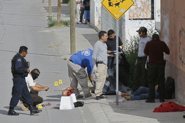 Ciudad Juarez es la urbe más violenta del mundo.