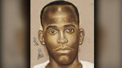 Con este retrato hablado, la policía busca al sospechoso de apuñalar mortalmente a un joven