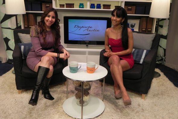 Marycarmen López invadió Univision 62 en su visita a Austin