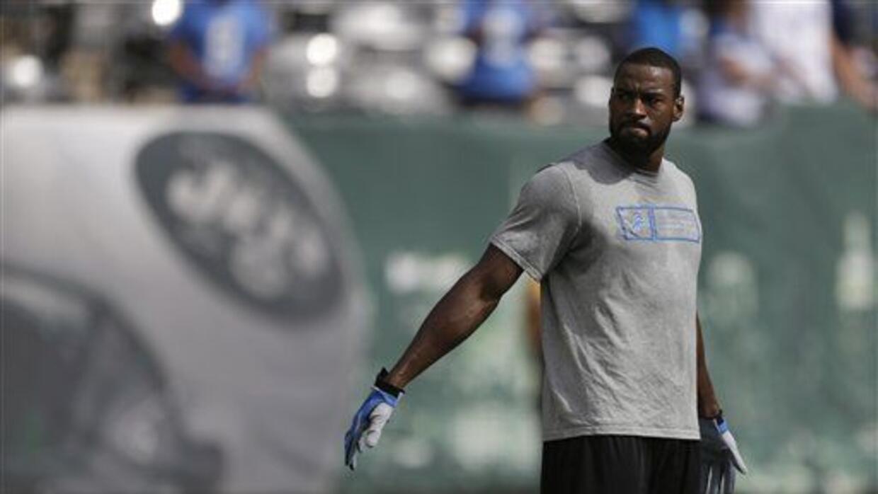 Ante Jets estuvo limitado por lesión (AP-NFL).