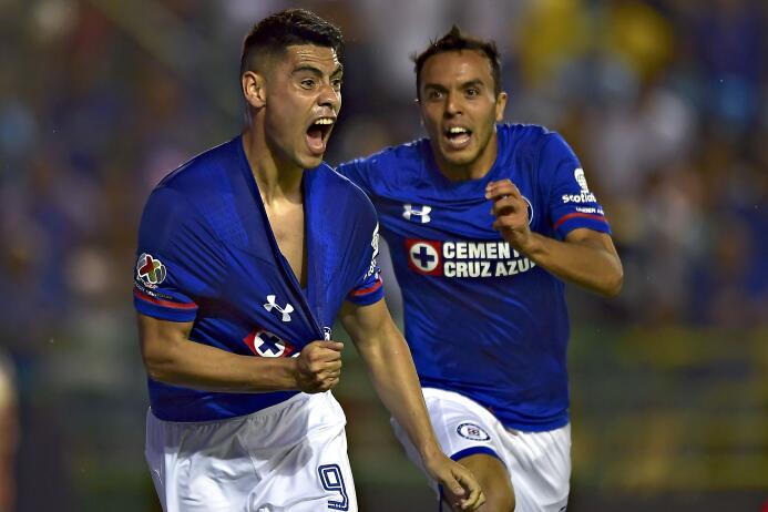 Cruz Azul no aprende: otro empate de último minuto, ahora con León 20170...