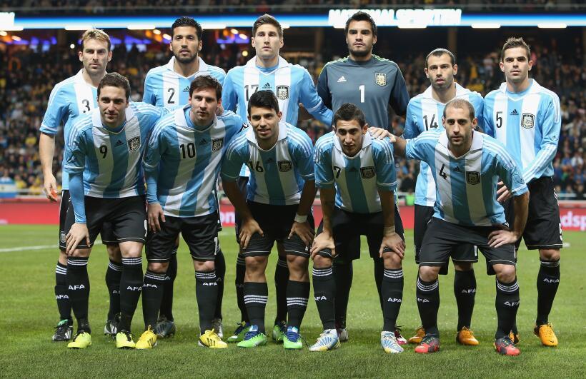 Argentina es una de las selecciones más poderosas del mundo y des...